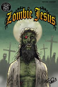 Zombie Jesus Cover